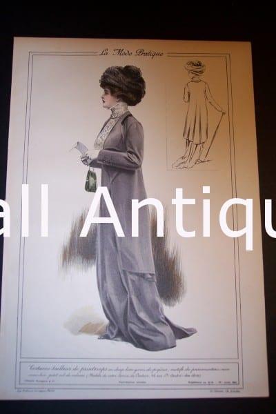 1911 French Fashion