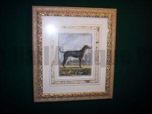 Buffon Dog Great Dane 6187