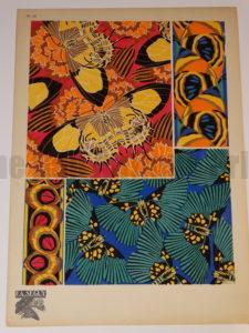 Pochoir Design Seguy Butterflies18
