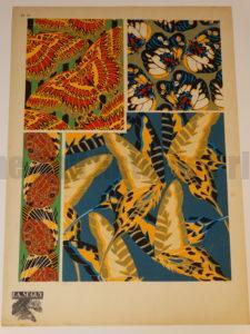 Pochoir Design Seguy Papillons19