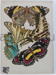 E.A. Seguy textile designs.