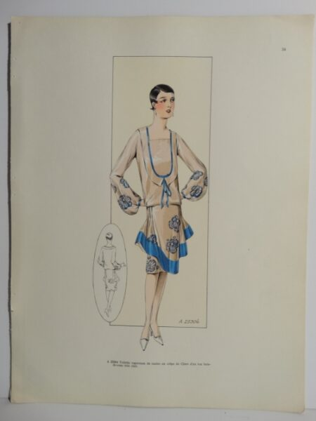 Art Deco Designer Dress24