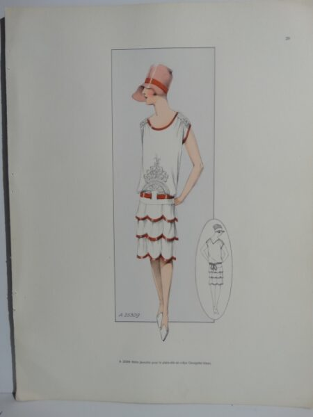 Art Deco Designer Dress29