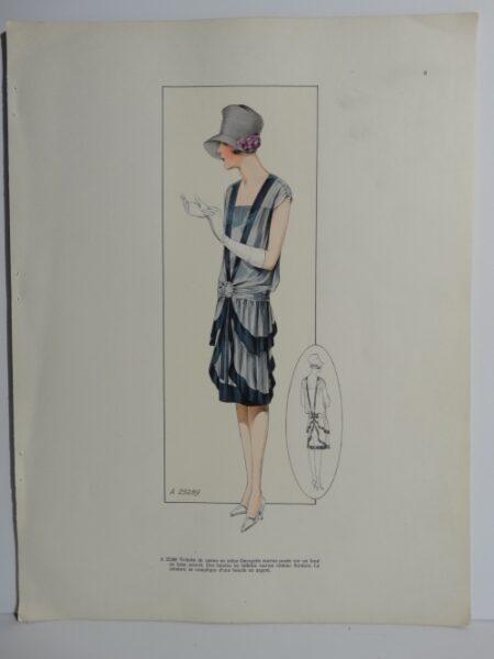 Art Deco Hats Shoes9