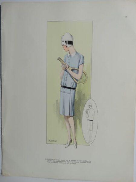 Art Deco Wealthy Woman36