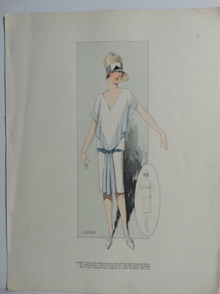Hats Shoes Art Deco5