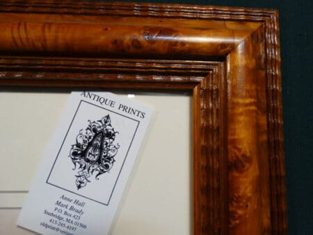 archival professional picture framing