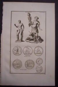 Bacchus(2), 1719. $40.