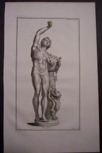 Bacchus(6) 1719. $40.