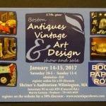 Boston Antiques & Art