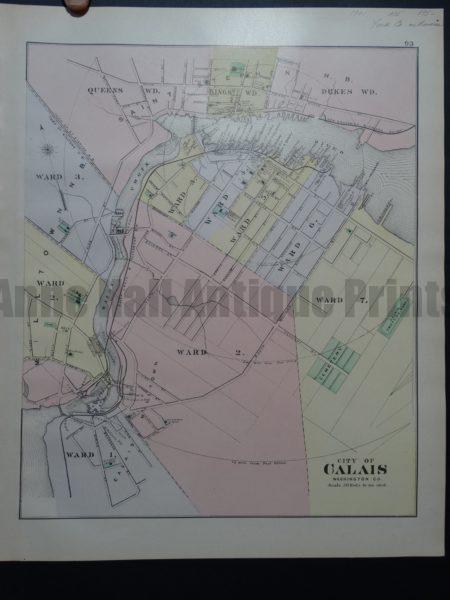 City of Calais