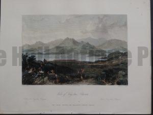 Vale of Ting-hai, Chusan, 1855. $135.