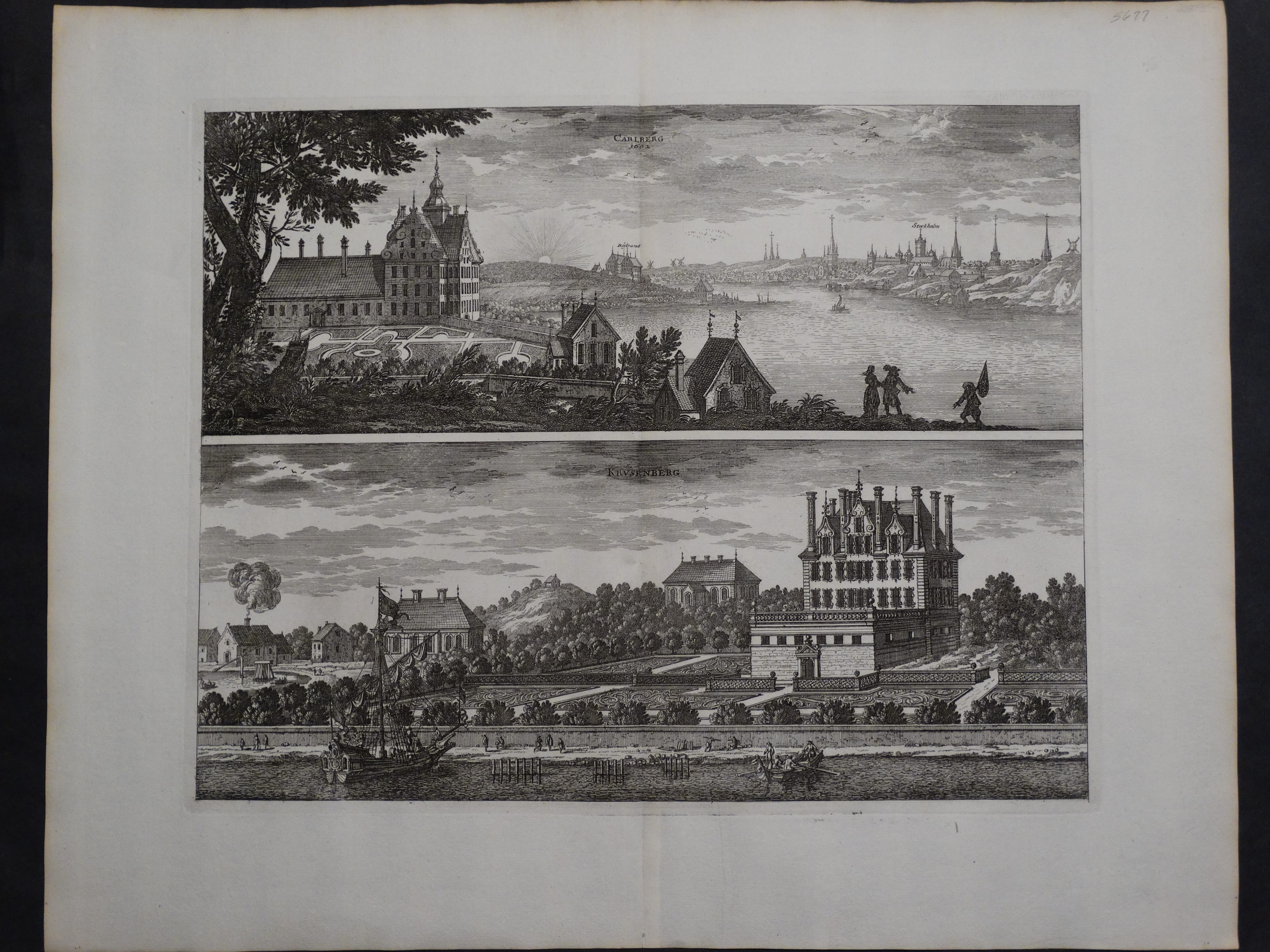 Dahlberg Copper Engraving from 1697-1713(3)