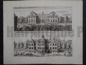 Dahlberg Copper Engraving from 1697-1713(2)