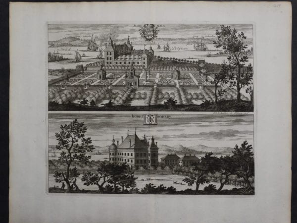 Dahlberg Copper Engraving from 1697-1713(1)