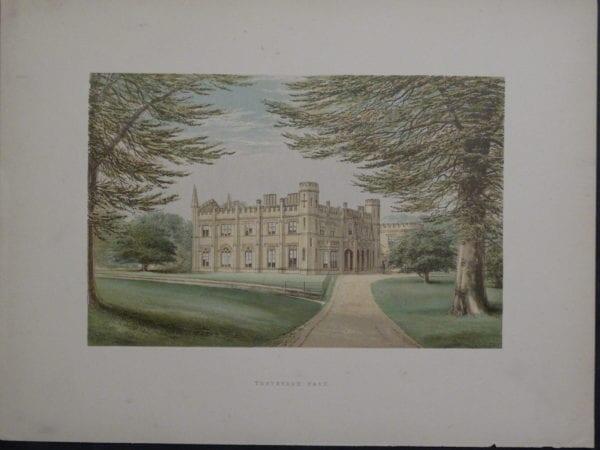 Thrybergh Park, c.1880. $35.