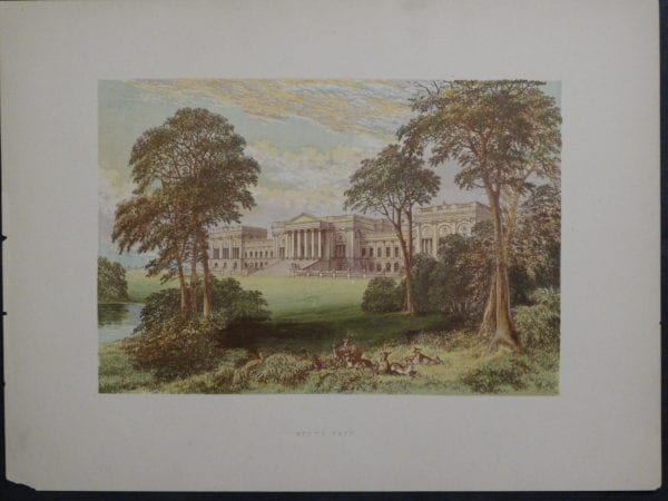 Stowe Park, c.1880. $35.