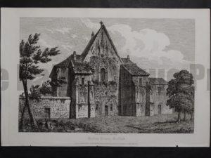 Gutley Priory, 1824. $75.