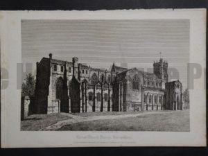 Christ-Church Priory, 1820. $75.