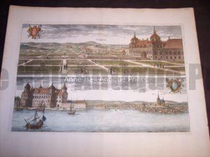 Dahlberg Engraving from 1697-1713.