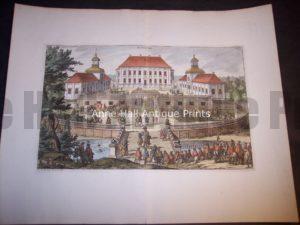 Dahlberg Engraving from 1697-1713.