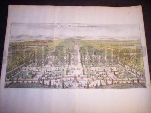 Dahlberg Engraving from 1697-1713. 462