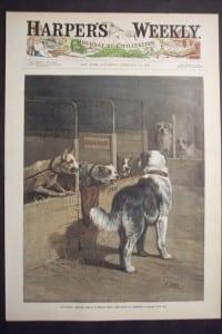 Innocence Abroad, February 15, 1890. $60.