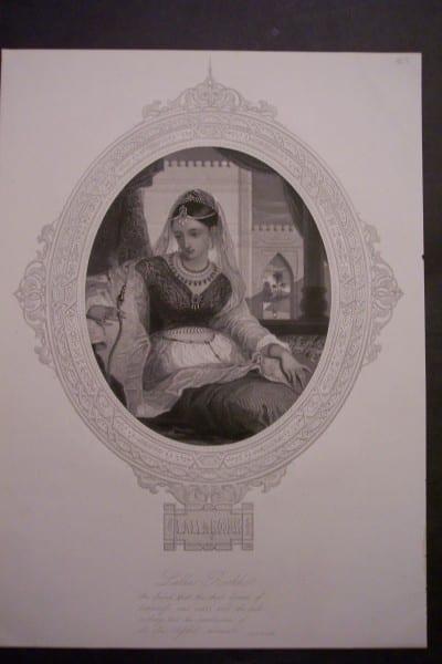 Lalla Rookh, c.1870. $45.