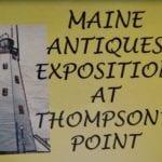 maine antiques exposition