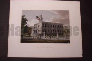 NY City Hall c.1850
