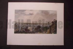 NY, City of Ney York from Brooklyn Heights 1872