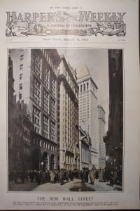 NYC, Wall Street, March 9, 1912 $95.