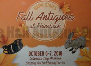 Come to beautiful Rhinebeck New York October 6-7, 2018 & buy from the beautiful collection of Anne Hall Antique Prints!