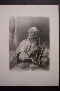 The Hookah-Badar, c.1870. $45