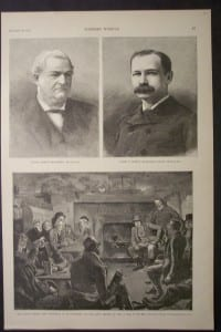 Drinking Scene, 1886. $30.
