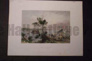 The Narrows (From Fort Hamilton) 1839