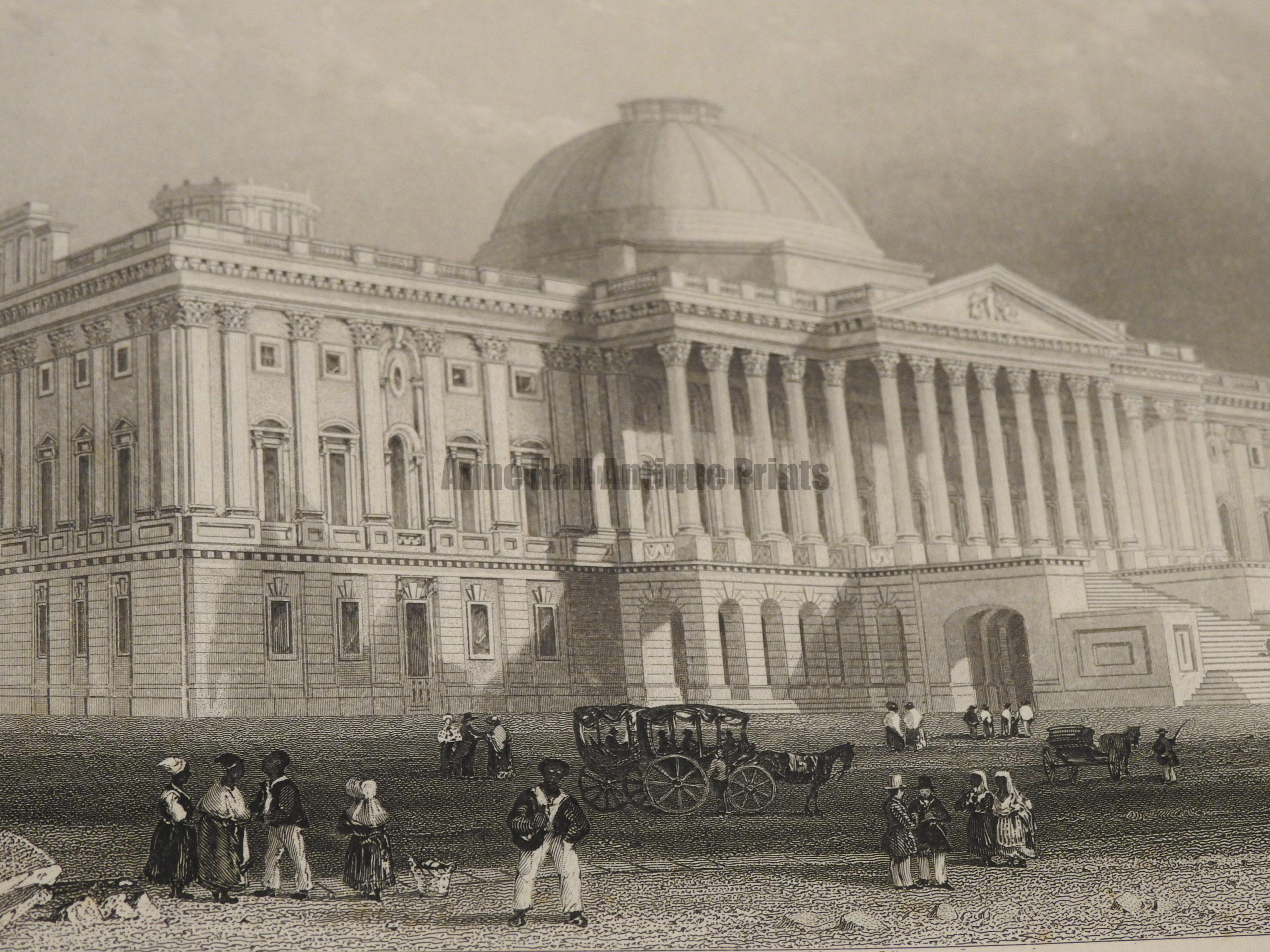 UNITED STATES PATENT OFFICE DEPARTMENT HORSE BUGGY ARCHITECTURE WASHINGTON