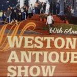 come to the weston antiques show to buy unique antiques