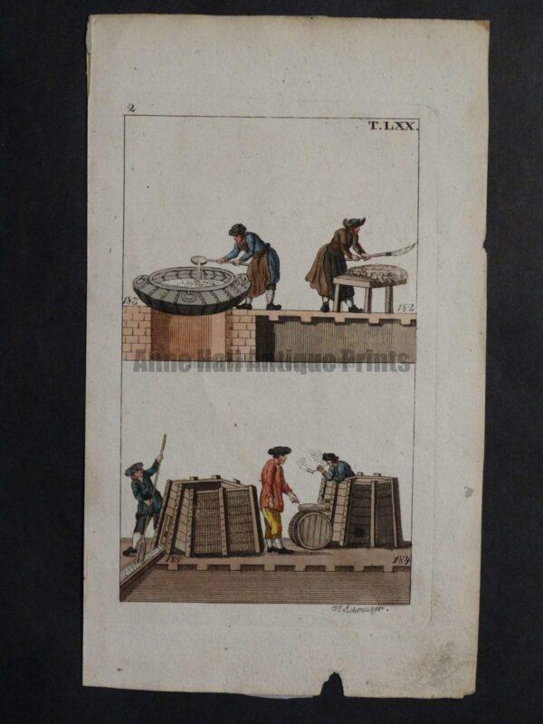 19th century whale oil