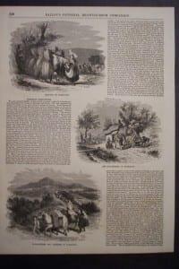 Ballou's Article(2), 1856 $75.